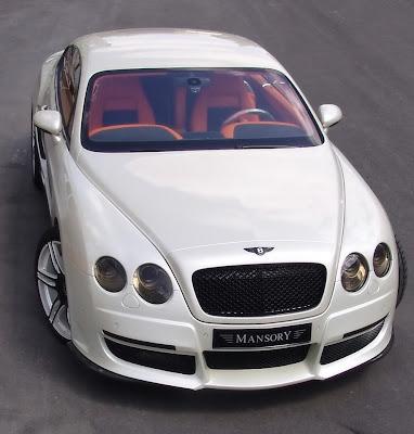 Dayo Adeneye acquires N25million Bentley Continental GT