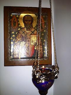 Heilagur Nikulás. Святитель Николай.