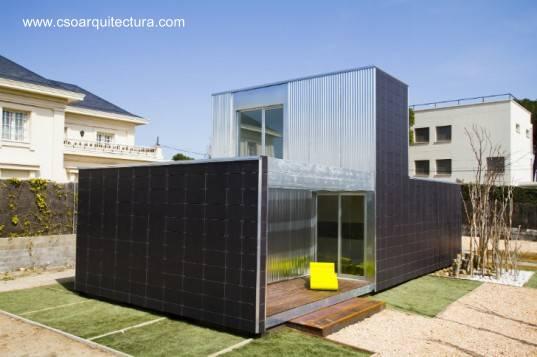 Arquitectura de casas las viviendas prefabricadas - Casas prefabricadas madrid ...