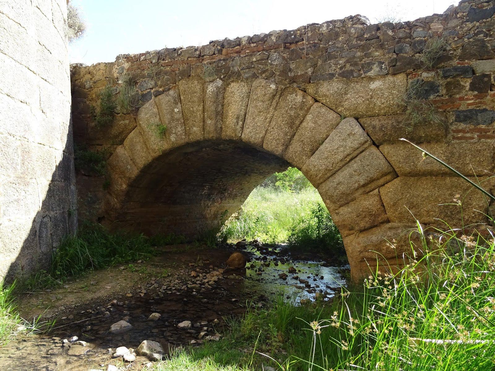 Puente romano de Alcantarilla, en Mérida