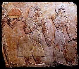 رسم هزلى يوضح لنا ضخامة ملكة النوبة من معبد حتشبسوت بالأقصر