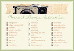 Photochallenge September 2013