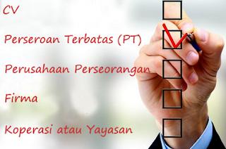 Pengertian Fungsi dan Jenis-Jenis Badan Usaha (BUMN, BUMD, PT, Koperasi, Firma dan Yayasan)