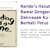 Restoran Nando's Pun Ikut Nak Main Politik Juga Ke???