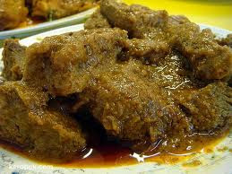 Rendang Is Made From Beef Or Occasionally Beef Liver Chicken Mutton Water Buffalo Duck Or Vegetables Like Jackfruit Or Cassava
