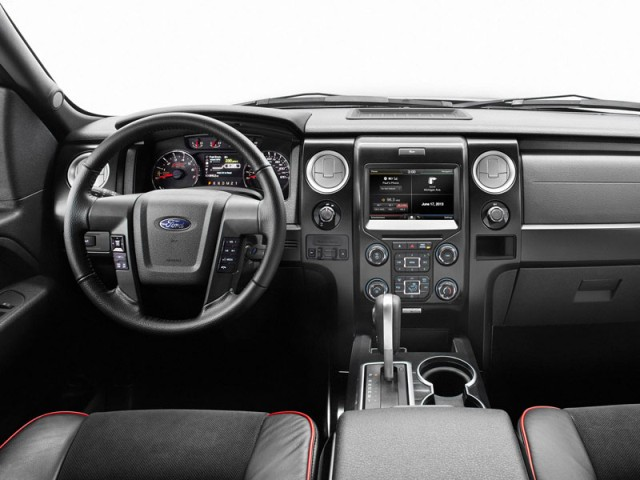 Ford F 150 Tremor 2014 interior