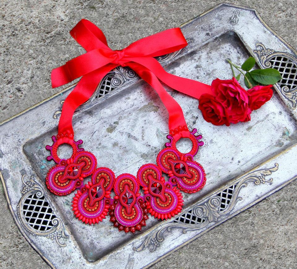 Wyróżnienie w konkursie biżuteryjnym Korallo