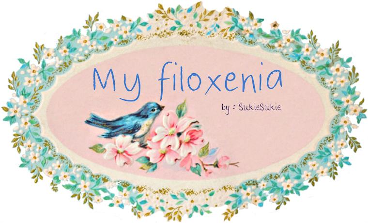 Filoxenia (say: fee-lohk-sen-YAH)