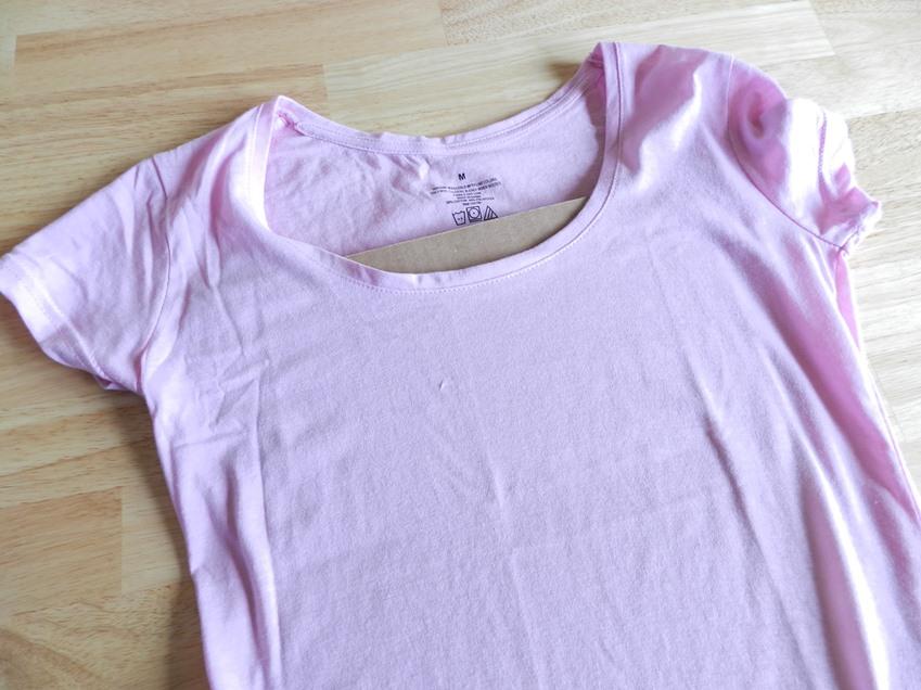 Sharpie Stenciled Shirt