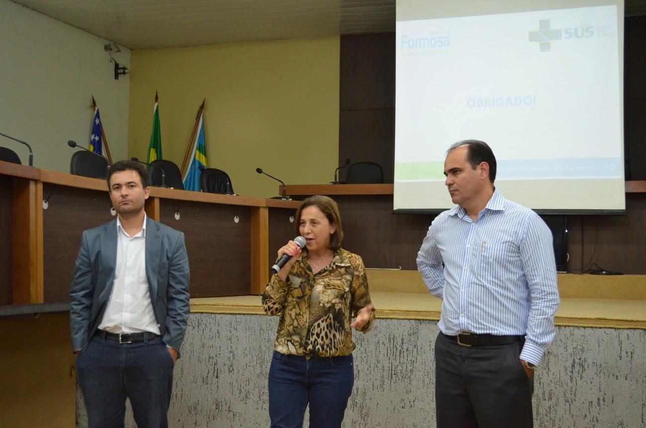 Vice-prefeita Argentina Martins