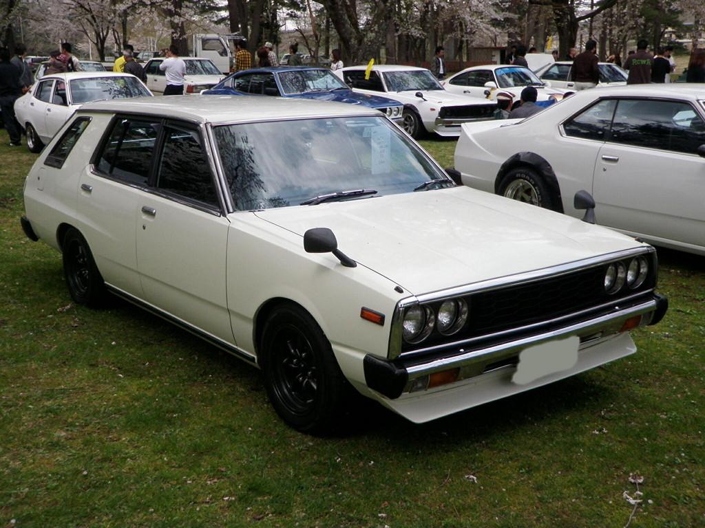 Nissan Skyline Wagon C210