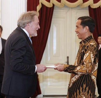 Jokowi divulge how to tackle terrorism on world leaders