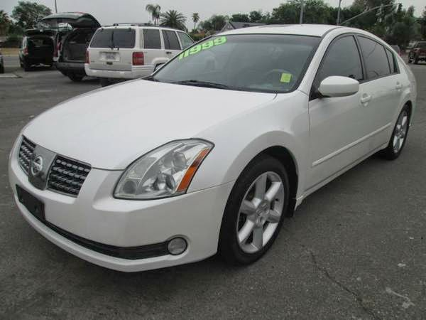 2005 Nissan Maxima - Used cars on Craigslist Cars