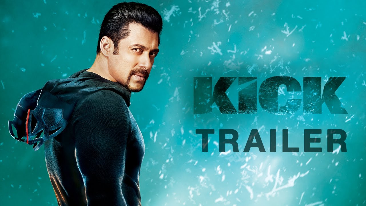 Kick Hindi Movie Trailer