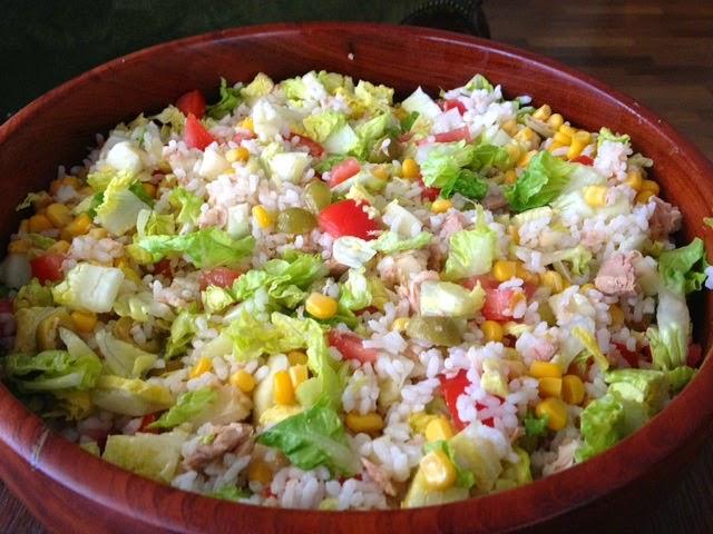 Dieta propoints dieta propoints recetas de ensalada de - Ensalada de arroz light ...