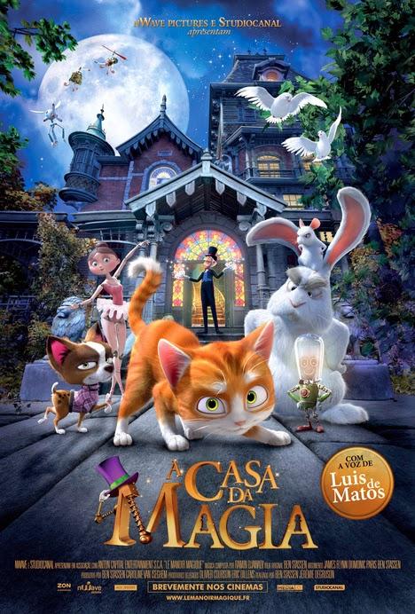 A Casa da Magia – Legendado (2013)