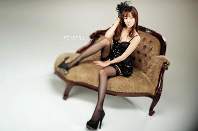 Choi Seul Ki Sexy Maid