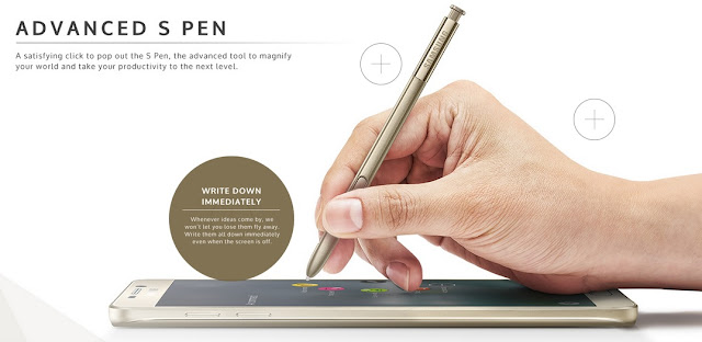 S Pen Samsung Galaxy Note 5