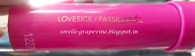 Revlon Just Bitten Kissable Lip Stain Lovesick