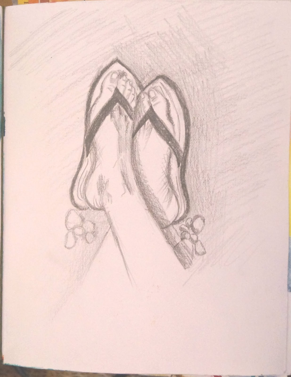 Продолжаем рисовать с блогом