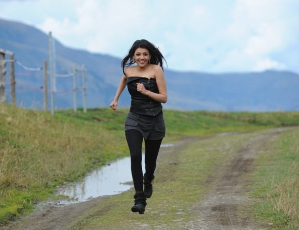 Singham Actress Kajal Agarwal Wallpaper