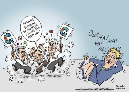 Les sans ouate l actualit du 24 f vrier 2012 - Plante goutte de sang porte malheur ...