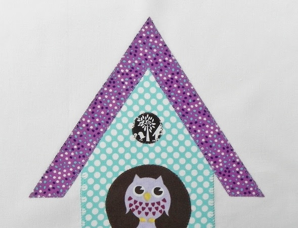 Home for Hoot {Tutorial + Pattern}