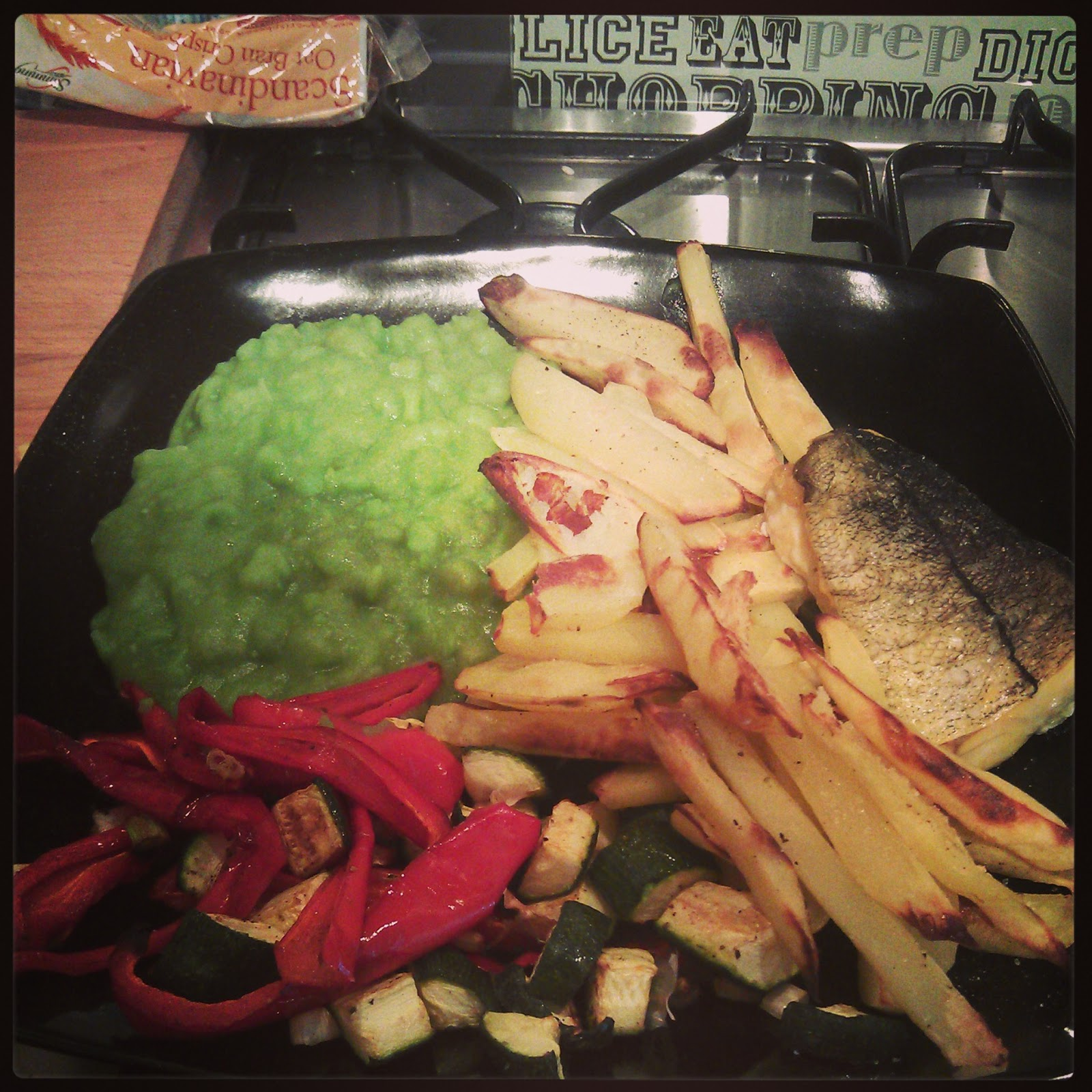 Inside my kitchen: What I've been eating- Instagram Catch ...
