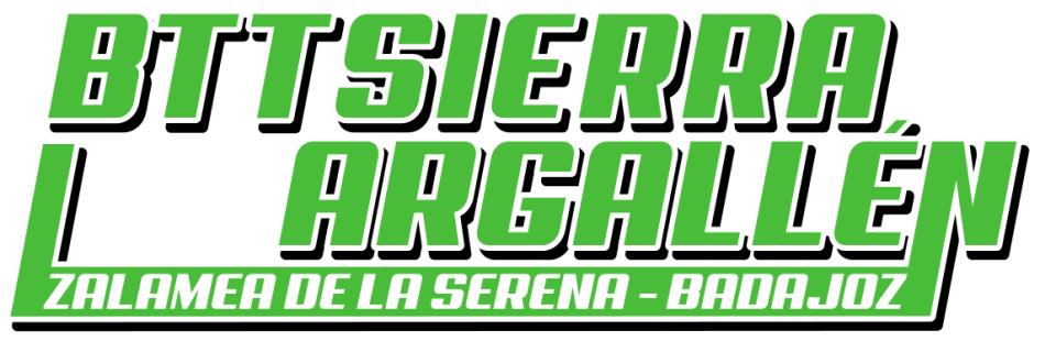 BTT Sierra Argallén