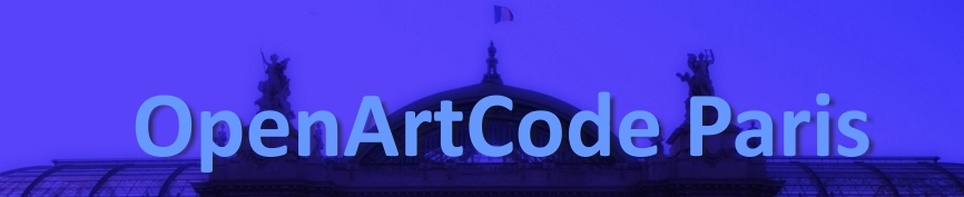 Open Art Code Paris