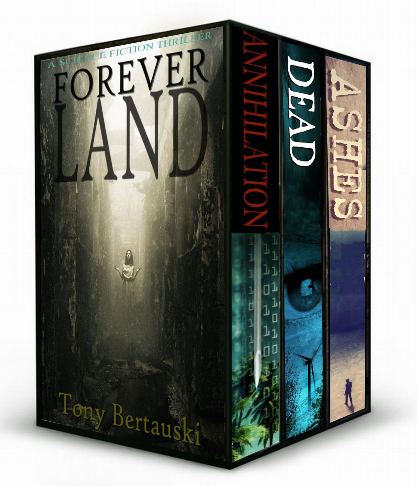 Foreverland (A Science Fiction Thriller)