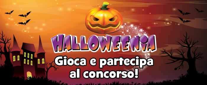 concorso halloween cloetta sperlari dietorelle