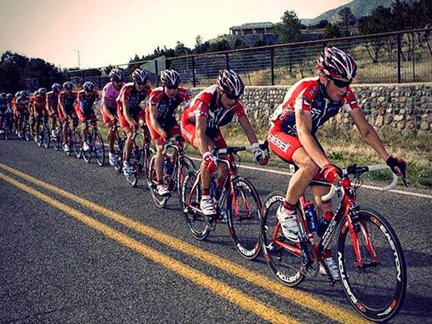 Peaks Coaching Group Omer Kem professional cyclist