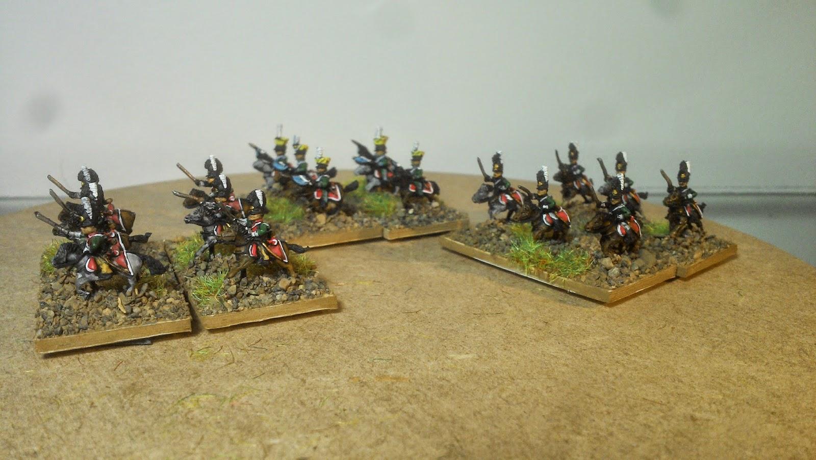 Armée Bavaroise Cavalerie%2Bl%C3%A9gere%2Bbavaroise