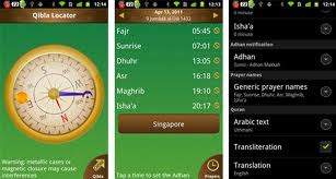 Android Applications Integrated To Muslims Pro