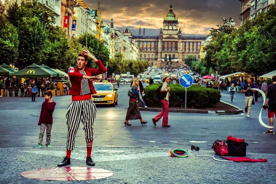 Praga, República Checa, 2014