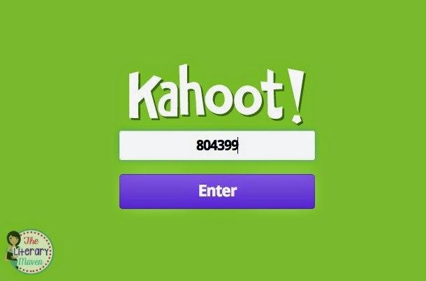 You Oughta Know About...Kahoot! - The Literary Maven