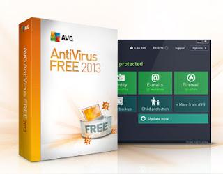 AVG Free Edition 2013.0.2742