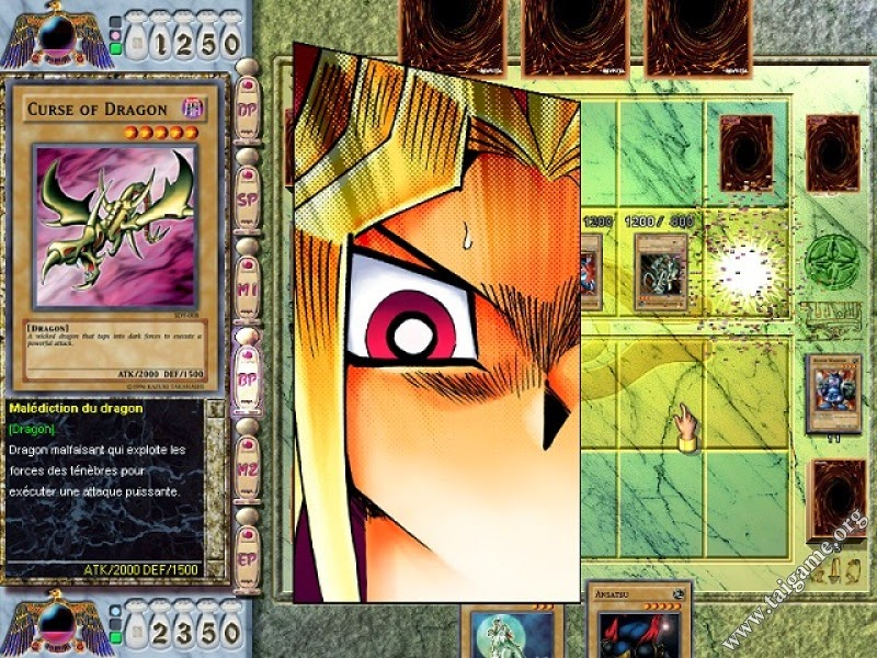 yu-gi-oh power of chaos kaiba the revenge free download pc