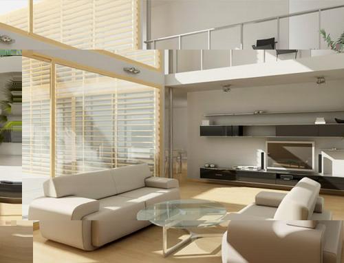 Interior Design For Loft Apartment