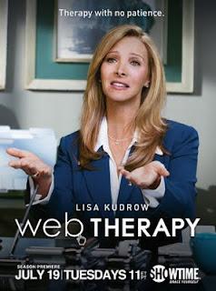 web therapy lisa kudrow showtime Web Therapy   1ª Temporada RMVB Legendado