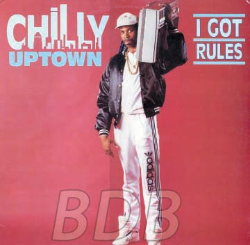 Chilly Uptown – I Got Rules (Vinyl) (1988) (256 kbps)