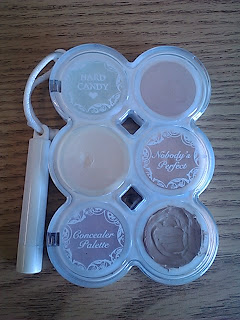 Hard Candy Nobody's Perfect Concealer Palette