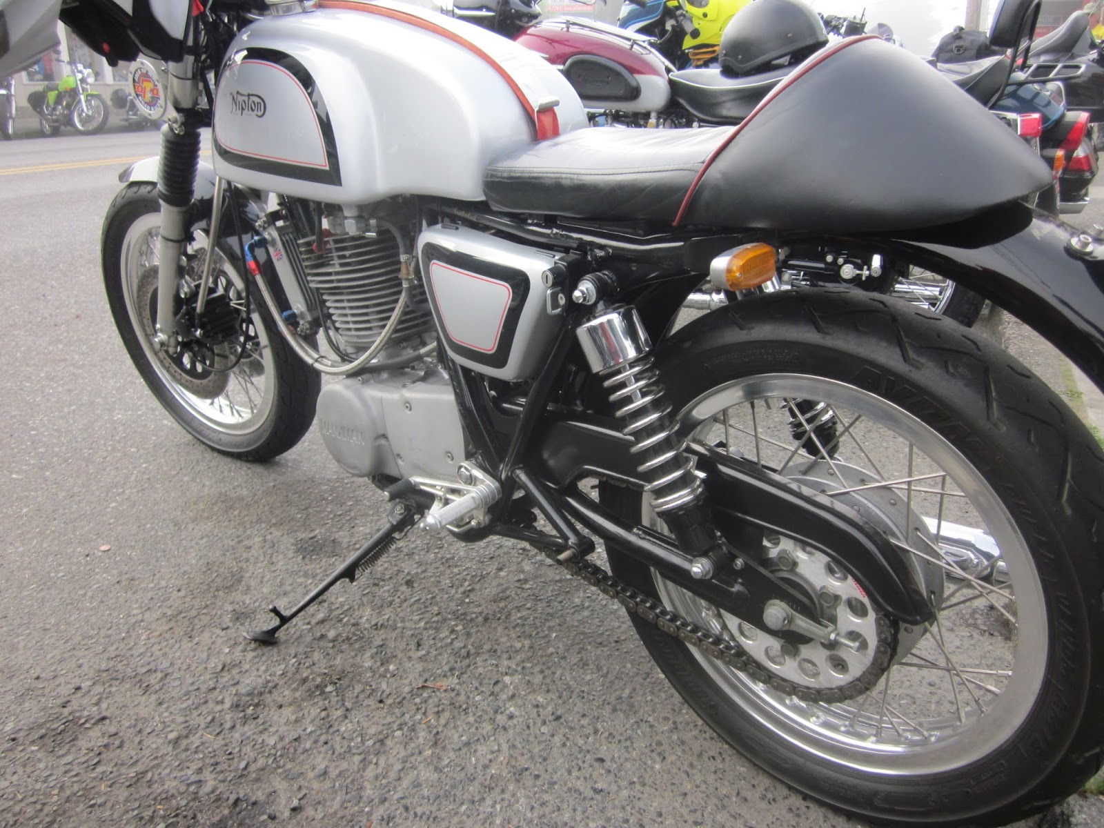 Some Motorbikes Just Look Right Archive Page 4 The Woodenboat Cagiva Mito Power Valve Wiring Forum