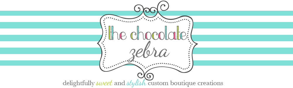 The Chocolate Zebra Boutique