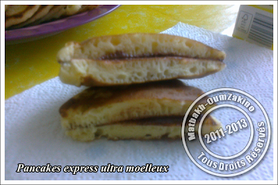 pancakes express ultra moelleux