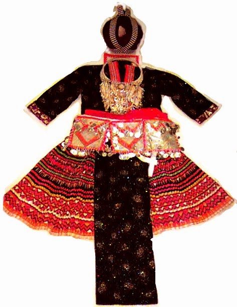 Traditional Female Outfit