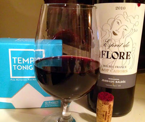 Esprit de Flore Cahors and Tempo Tonight