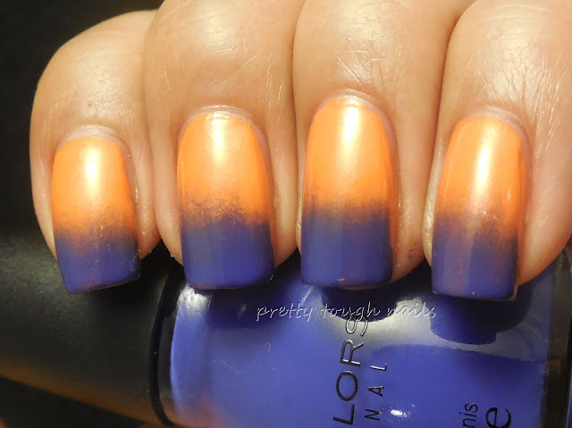 China Glaze Breakin' with Sinful My Buoyfriend