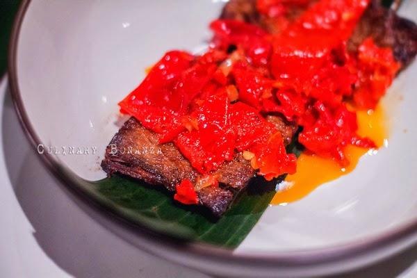 Dendeng Garing Lado Merah (Culinary Bonanza)